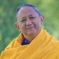Dzogchen Seminar 2017 Logo