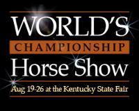 2017 World Championship Horse Show Day 3 - MONDAY, AUGUST 21 Logo