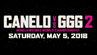 Canelo vs. GGG 2 Official Online PPV Logo