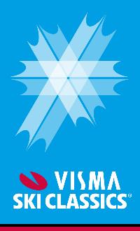 Årefjällsloppet - Visma Ski Classics 2016 Logo