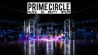 "Prime Circle - ""Music in empty spaces"" Logo"