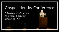 Gospel Identity Conference Logo