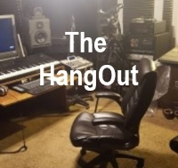 The HangOut Logo
