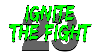 IGNITE THE FIGHT 23 Logo