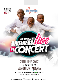 The Melisizwe Brothers in Concert .Live streaming world wide, Logo