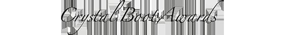 22nd Crystal Boot Awards Logo