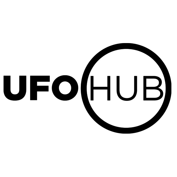 UFO HUB Lecture Series Event #1 Logo