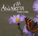 Awaken Fairs Nov.18 -Hudson Valley Catch it here from Any smart device Logo