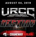 URCC x DESTINY Logo